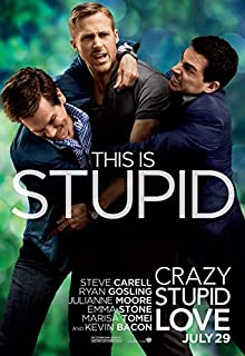 Crazy, Stupid, Love. (D) POSTER (11