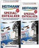 Heitmann Kaffeevollautomaten Entkalker: Kalklöser für Kaffeemaschinen, Espressomaschinen,...