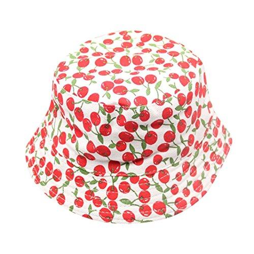 Peuters kinder schitteren zonnehoed Vovotrade zomer camouflage bloemenpatroon bedrukte hoeden buiten baby meisjes jongens zun strand katoenen hoed voor 2-6 jaar oude emmer hoeden zon valhelm cap