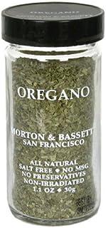 Morton & Bassett Oregano, 1.1-Ounce Jars (Pack of 3)