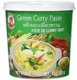 Currypaste, grün, 1 kg Pack von Cock