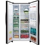 Hisense RS741N4W American Fridge Freezer