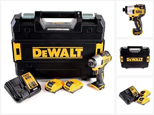 DEWALT DEWDCF801D2 Sub-Compact Impact Driver, 12 V