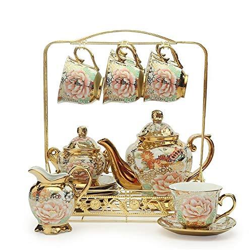 LC_Kwn Juego de café de la Corte Creativa Juego de té de
