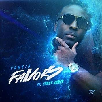 Favors (feat. Corey Jones)