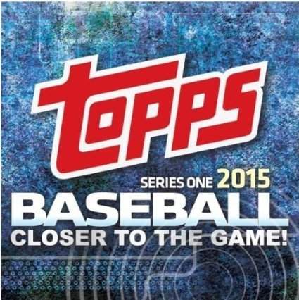 2015 Topps Baseball 400 Assorted Card Gift Lot in a brand new 400ct box (Partial set) - inc Rookies and Stars + BONUS BABE RUTH CARD