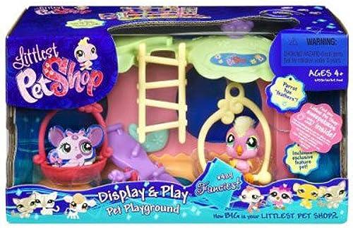 Little Pet Shop Display & Play Spielzeit (mit Figur 489 Fanciest) HASBRO 63590