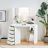 Top 10 Small Corner Vanity Tables