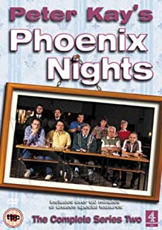 Peter Kay's Phoenix Nights - The Complete Series Two