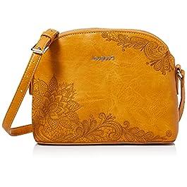 Desigual Accessories PU Across Body Bag – Sac à main – Femme