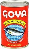 Goya Foods Jack Mackerel, 15-Ounce (Pack of 24)