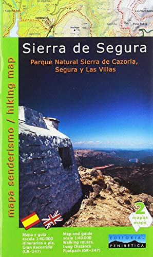 Segura de La Sierra: Parque Natural Sierra de Cazorla, Segura y las Villas