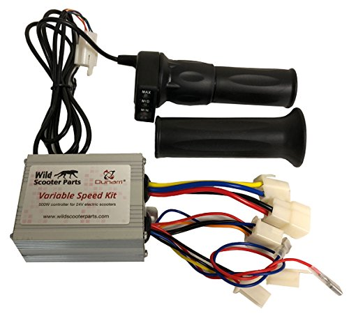 Razor E200, E300, MX350, and Pocket Mod Variable Speed Kit
