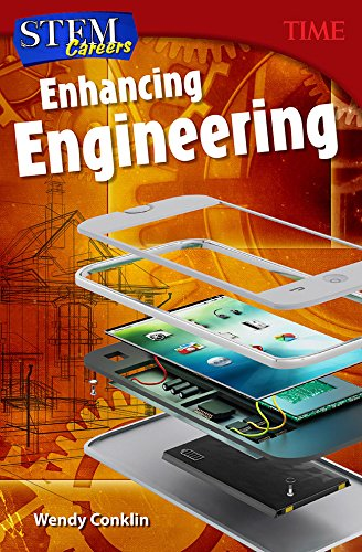 STEM Careers: Enhancing Engineering (Time for Kids(r) Nonfiction Readers) by [Wendy Conklin]