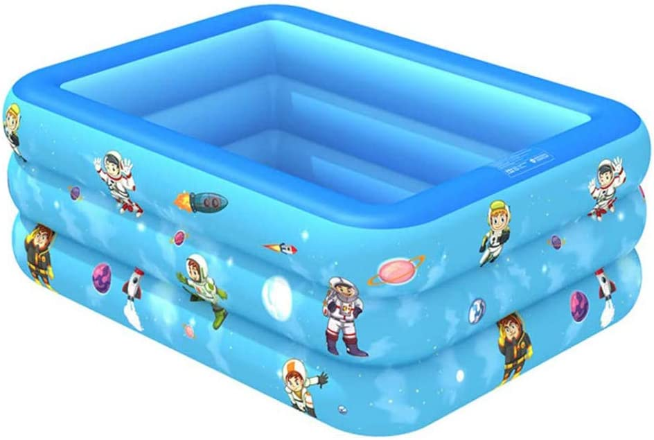 WenFei shop Inflatable Brand Cheap Sale Venue Import Pool 3-Ring Rectangular for Up Blow
