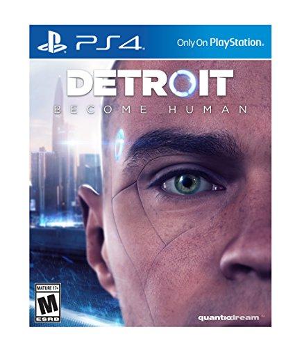 Detroit Become Human PS4 Game (#) [Importación inglesa]
