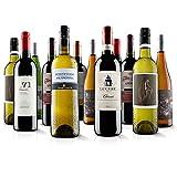 Premium Mixed Wine Selection - 12 Bottles (