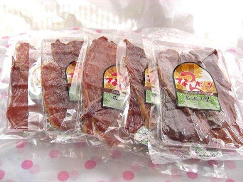 津南町 ウイルスフリーポークを手作りポークジャーキー×6袋 (冷凍にて配送)