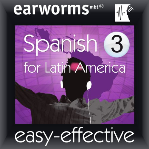 Rapid Spanish (Latin American): Volume 3 audiobook cover art