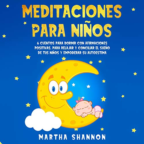 Meditaciones Para Niños [Meditations for Kids] cover art