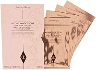 Exclusive New Charlotte Tilbury REVOLUTIONARY INSTANT MAGIC FACIAL DRY SHEET MASK MULTIPACK (PACK OF 4)
