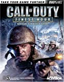 Call of Duty? Finest Hour Official Strategy Guide - Brady Games - 10/11/2004