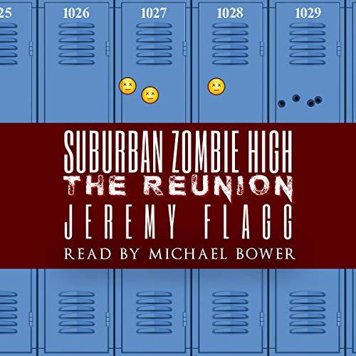 Suburban Zombie High cover art