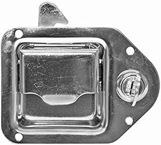 Buyers Products 8000SSL Stainless Steel Mini Size Tear Drop Style Locking Latch by Buyers Products
