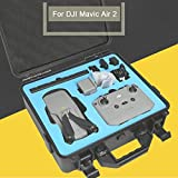 SUNCHI Handheld Travel Box ABS Carrying Bag Hard Storage Case for DJI Mavic Air 2 RC Quadcopter