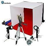 "LimoStudio Photography Photo Studio 16"" Table Top Photo Tent 600Lumes LED Lighting Kit"