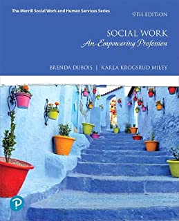 Social Work: An Empowering Profession plus MyLab Helping Professions with Enhanced Pearson eText -- Access Card Package