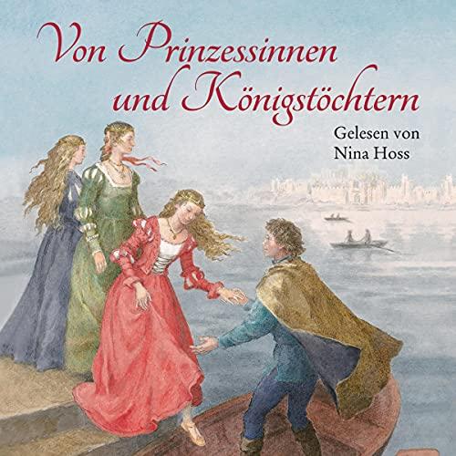 Von Prinzessinnen und Königstöchtern Titelbild