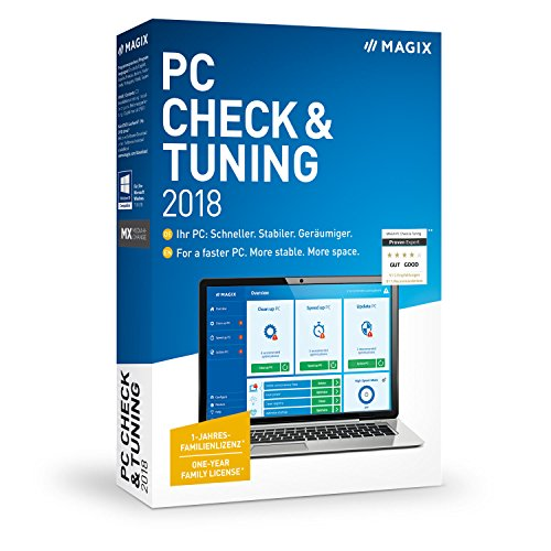 MAGIX -   PC Check & Tuning