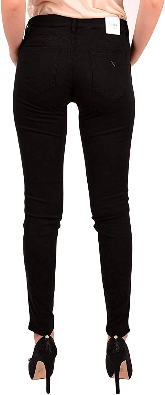 Guess Jeans pour femme modèle Curve X W81AJ2W77R4 Noir