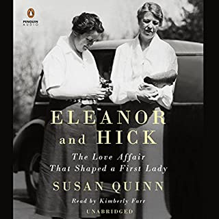 Eleanor and Hick audiobook cover art
