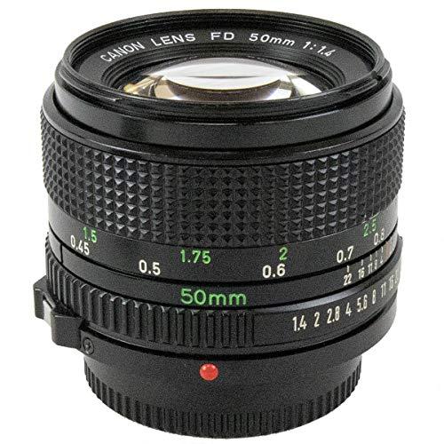 Canon MFレンズ NewFD 50mm F1.4