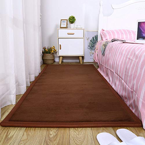 SXFYQ babykruipdeken, antislip, comfortabele, dikke babydeken kan het haar borstelen. Tatami-mat voor thuis wassen.