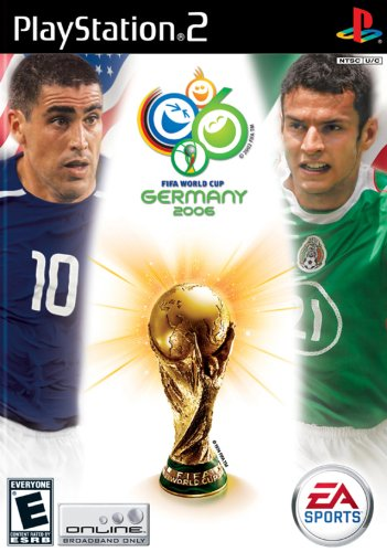 FIFA World Cup Germany 2006 by Electronic Arts