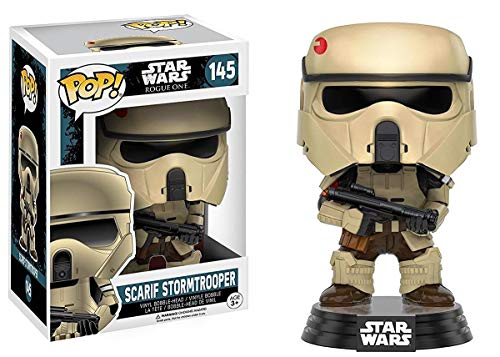 Funko Pop Star Wars Stormtrooper funko pop star wars  Marca Star Wars