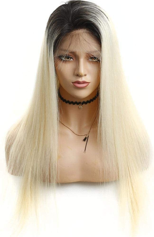 613 Blonde Human Hair Wig Limited Special Price Lace Front New York Mall Plucked Brazilian Pre S