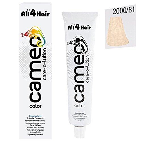 Cameo Color Haarfarbe 2000/81 spezialblond perl-asch 60 ml Cameo Color - Haarfarbe 2000/81 special blond perl-asch