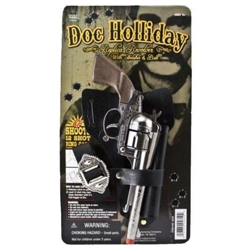Product Image of the Nceonshop(TM) Parris Doc Holliday Toy Revolver w/ Holster New