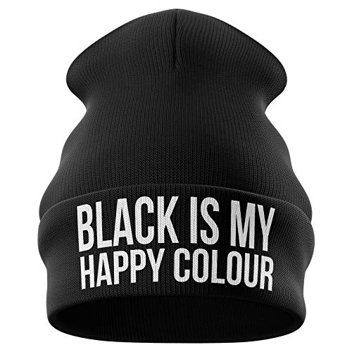 womens black is my happy