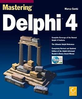 Mastering Delphi 4