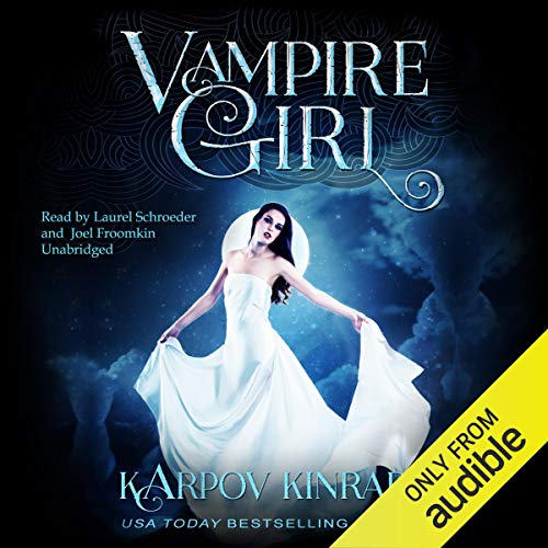 Vampire Girl cover art