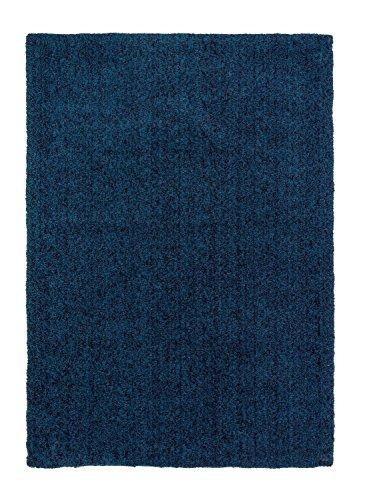 ASTRA Teppich Livorno 170x240cm D-160 Farbe 021 blau meliert