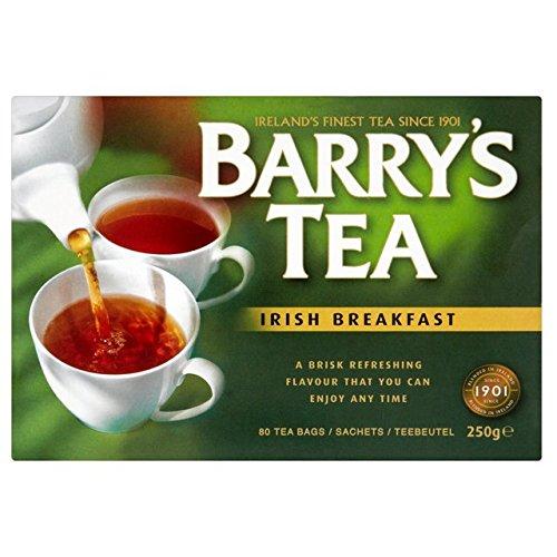 Tè Colazione Irlandese 80s 250g di Barry