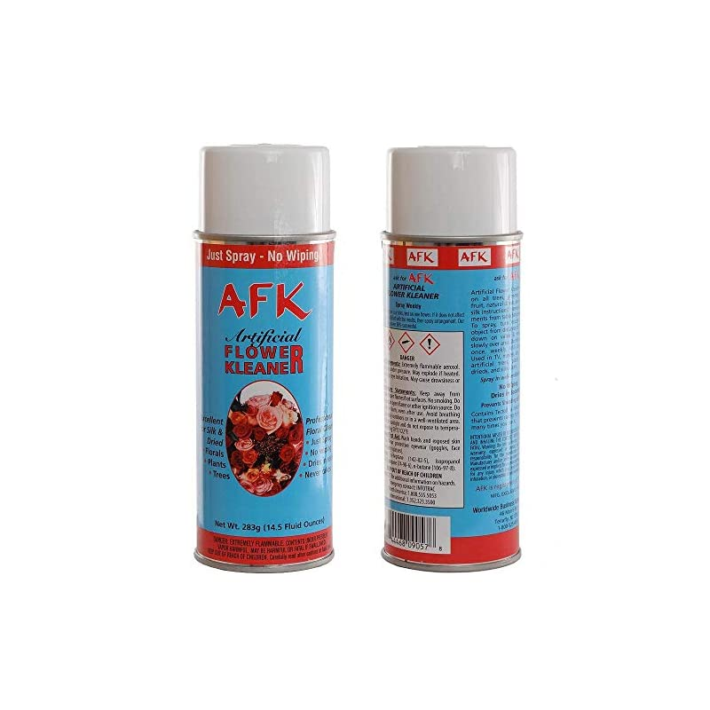 silk flower arrangements silk flowers and plants aerosol cleaner spray - artificial flower and plant treatment for cleaning, shining and a finishing touch, no wiping needed