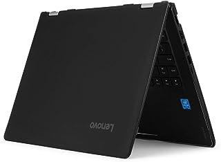 """mCover Hard Shell Case for 15.6"""" Lenovo Yoga 730 (15) Series 2-in-1 Laptop (Yoga_730_15 Black)"""