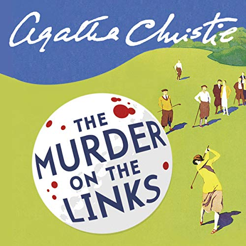 The Murder on the Links cover art